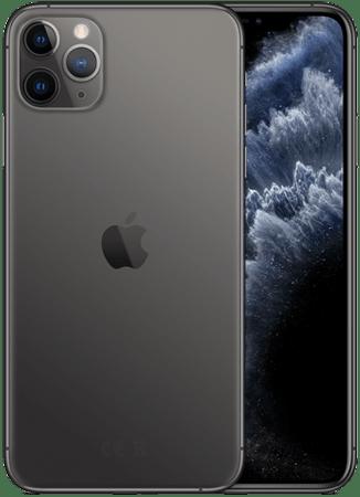 Apple iPhone 11 Pro Max ricondizionato, colore Grigio Siderale