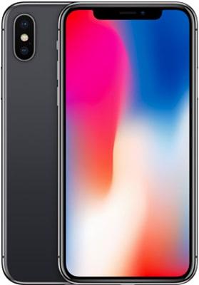 iPhone X Ricondizionato, colore Grigio Siderale