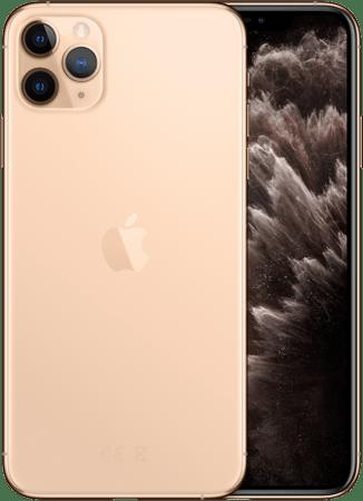 iPhone 11 Pro Max ricondizionato, colore oro