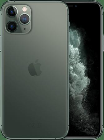 iPhone 11 Pro ricondizionato, colore verde notte