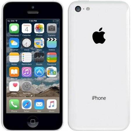 iPhone 5C ricondizionato, colore bianco