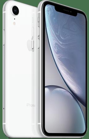 iPhone XR ricondizionato, colore bianco