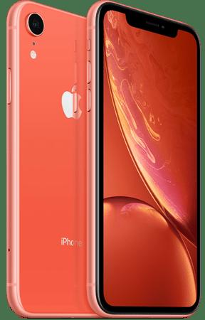 iPhone XR ricondizionato, colore corallo