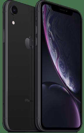 iPhone XR ricondizionato, colore nero