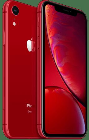 iPhone XR ricondizionato, colore Product Red