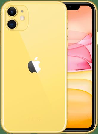 iPhone 11 Ricondizionato, colore Giallo