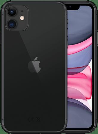 iPhone 11 Ricondizionato, colore Nero