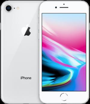 iPhone 8 ricondizionato, colore argento