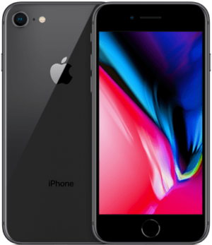iPhone 8 ricondizionato, colore grigio siderale