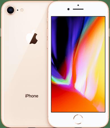 iPhone 8 ricondizionato, colore oro