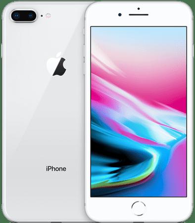 iPhone 8 Plus ricondizionato, colore argento