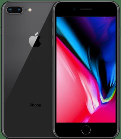 iPhone 8 Plus ricondizionato, colore grigio siderale