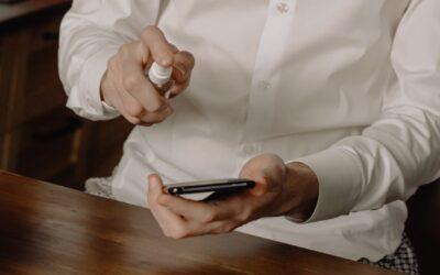 Come pulire ed igienizzare lo Smartphone?