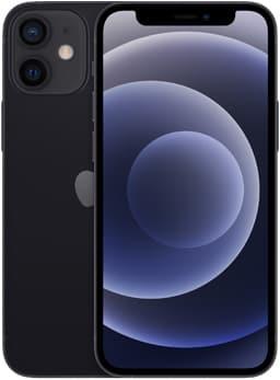 iPhone 12 mini ricondizionato nero