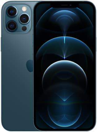 iPhone 12 Pro Max ricondizionato blu pacifico
