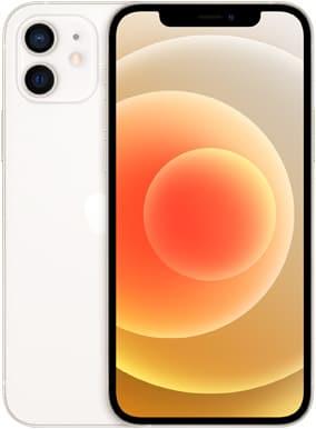 iPhone 12 ricondizionato bianco