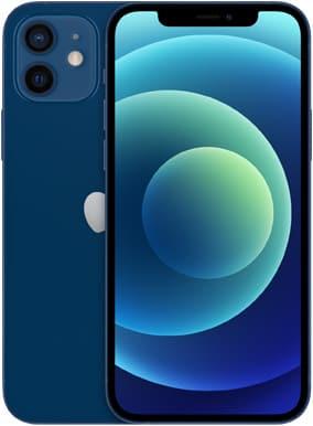 iPhone 12 ricondizionato blu