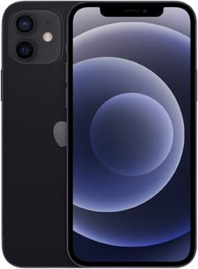 iPhone 12 ricondizionato nero