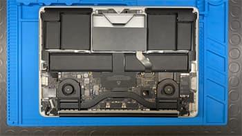 Sostituzione batteria computer a Vigevano