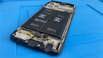 Sostituzione batteria smartphone a Vigevano